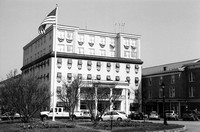 View of the Gettysburg Hotel from the Square