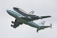 Final flight of the Space Shuttle Discovery