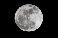 Full Moon at perigee on 3-19-2011